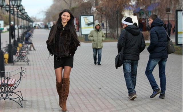 фото, реальный съем в питере на улице смотреть онлайн неё